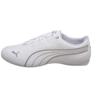 PUMA Women's Etoile White Sneakers Size 8
